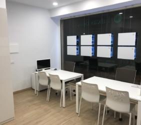 Intreior oficina Barcelona